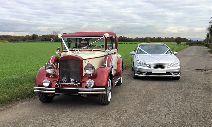 Wedding Car Hire - Prom Car Hire