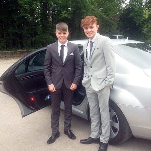 Prom Cars Cheshire & Manchester