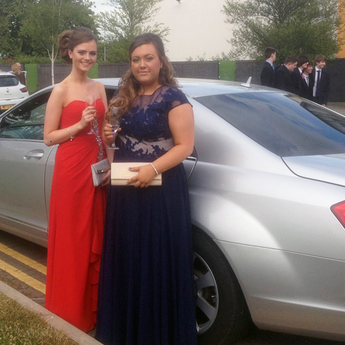 Prom Cars Warrington & Wirral