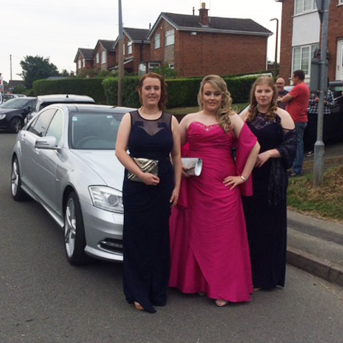 Prom Cars Liverpool & Merseyside