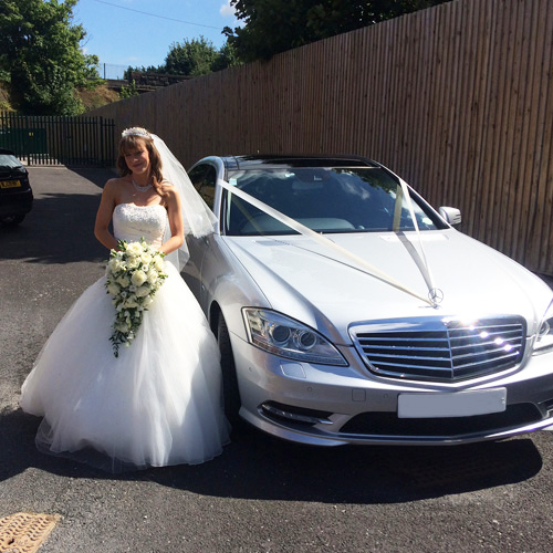 Wedding Cars Manchester & Salford