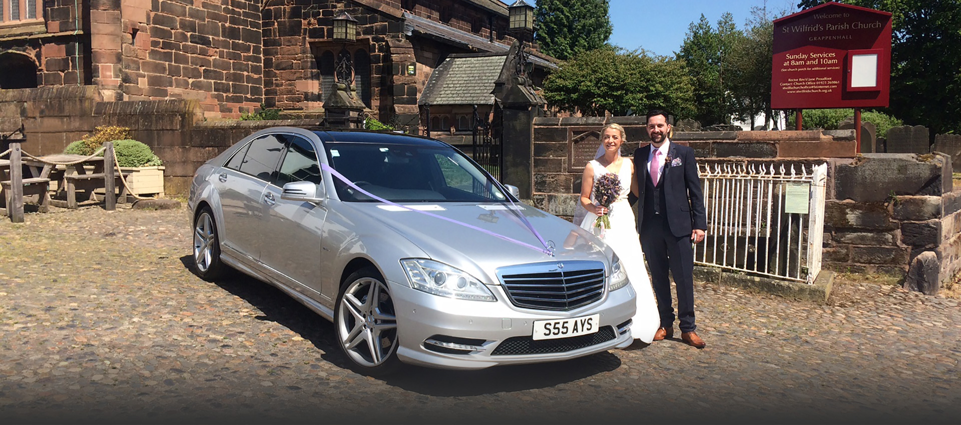 Wedding Cars Cheshire & Chester