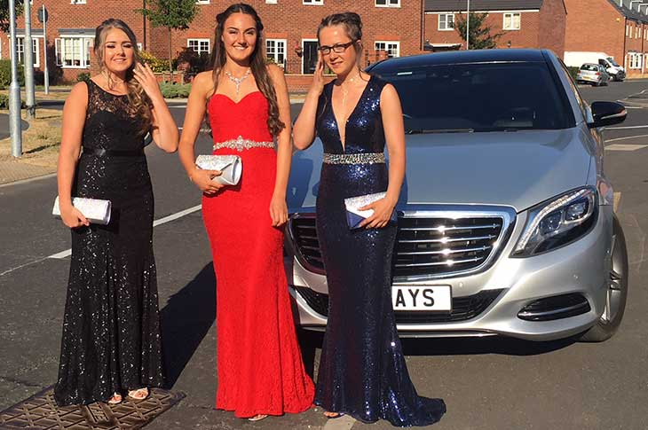 Prom-Chauffeur-Car-Hire-Manchester-Warrington-Cheshire-Merseyside